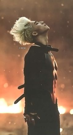 Daesung's Monster look was my favourite Dae look ever. <3