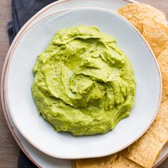 Add a little mayonnaise to this superbly smooth guacamole for an irresistible…