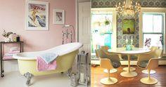 decorado vintage para casas - Buscar con Google