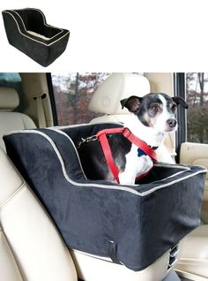 Car Seats and Barriers 46454: Snoozer Luxury High-Back Console Lookout Black -> BUY IT NOW ONLY: $89.95 on eBay!