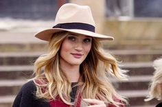 Rosie Huntington-Whiteley Shares Her Hair, Makeup and Body-Slimming Secrets