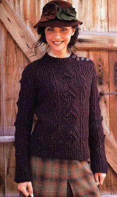 Rowan (British knitting/crochet magazine) - Vintage Style
