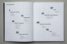 Punkt – book design on Behance