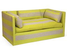 Striped Osborne Sofa – FleaPop – Buy and sell home decor, furniture and antiques
