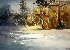 Art Of Watercolor: Aud Rye