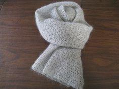 Ravelry: Project Gallery for Horai Scarf pattern by Hiroko Fukatsu