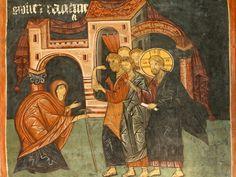 Sandomierskie freski - info.wiara.pl Painting, Painting Art, Paintings, Painted Canvas, Drawings