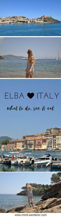 elba reisen italien europa erfahrungen empfehlungen tipps travel guide europe italy