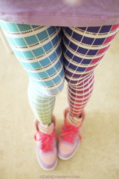 Pantone Colour Leggings