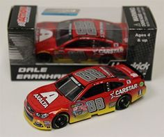 Dale Earnhardt Jr 2016 Axalta Coating Systems  Carstar 164 Nascar Diecast -- Read more reviews of the product by visiting the link on the image.Note:It is affiliate link to Amazon.