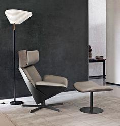 Armchair: ALMORA - Collection: B&B Italia - Design: Doshi Levien