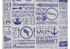 fish and chip wrapping paper - Google Search Fish And Chips, Fries, Packaging, Tasty, Paper, Wrapping, Google Search, Gourmet, Wrapping Gifts