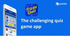 Peerbits has developed a quiz game application that lets the user to play against their friends and other mystery people. Click here to know more.  #game #application #android #mobileapp #mobileapplication #mobileappdevelopers #androidplatforms #developers Mobile Applications, Trivia Quiz, Game App, Case Study, Mystery, Knowledge, Android, Let It Be, Play