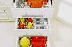k che schubladeneinteilung organisieren sie ihre k chenausstattung great idea pinterest. Black Bedroom Furniture Sets. Home Design Ideas