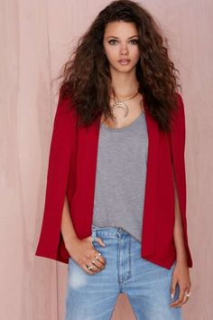 What to Wear to Work: 15 Anything-But-Boring Blazers - Flare