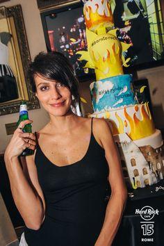 #HardRock #Rome 15th Anniversary #Party! #Happybdayhrcrome #Borntorock
