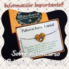 Amigos!! Alargamos el concurso hasta el 24 de Diciembre!! Sigan participando por su #PulseraAmorAnimal  Recuerden: Ser fan de Altorrelieve comentar la foro y compartirla de forma pública!