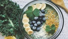 Green Dream: Anti-Inflammatory Smoothie Bowl - The Conscious Collective