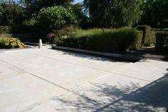 betonnen terras betonplaten - Google zoeken