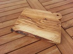 Handmade Olivewood Cutting Board(Unique)