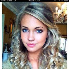 prom hair !
