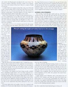 #329 Bowl - Segmented Woodturning Plans - Woodturning