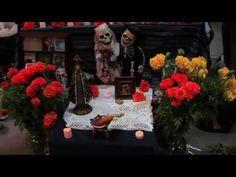 Los Angeles, CA ~ 40 Years of Celebrating Día de los Muertos at Self Help Graphics & Art