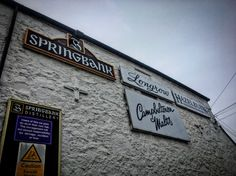 Springbank Distillery & 12 Year Old Cask Strength Review