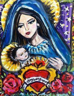 Heart Canvas, Canvas Art, Painting Canvas, Mexico Art, Heart Illustration, Cool Paintings, Print Artist, Christian Art, Kirchen