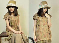 #mori, #Morikei, #forestgirl  http://netgo.ocnk.net/product/538  http://monmonmori.tumblr.com/