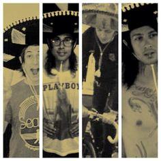Pierce The Veil - Sombreros! OLE!