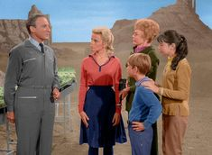 Colorized First Season Stills Space Tv Series, Space Tv Shows, Space Hero, Swiss Family Robinson, Irwin Allen, Sci Fi Tv Shows, Child Hood, Lost In Space, Space Images