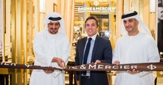 Baume & Mercier Mark its 185th Milestone With a Newly Renovated Store in Dubai