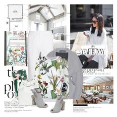 """""""You are never too old to set another goal or to dream a new dream."""" by mars ❤ liked on Polyvore featuring Michael Kors, Balmain, Mansur Gavriel and Kristin Cavallari"""