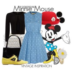 Minnie Mouse by leslieakay