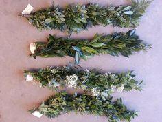 Sample garlands!! Fresh made, heading to Texas!!