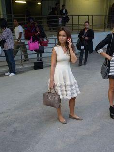 Need that dress. | Miroslava Duma