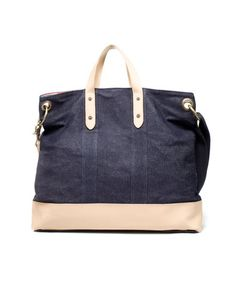 NAVY SHOPPER - Bags - Man - ZARA