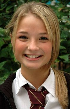 After we look at where the soap's biggest stars are now Beautiful Blonde Girl, Beautiful Little Girls, Most Beautiful Faces, Beautiful Smile, Cute School Uniforms, School Uniform Girls, British Celebrities, British Actresses, Emma Rigby