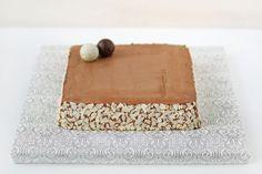 Tarta de Galletas y Chocolate (sin huevo)