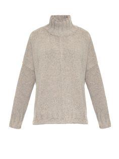 Melange wool-knit sweater | Joseph | MATCHESFASHION.COM US