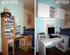 Redesign home office
