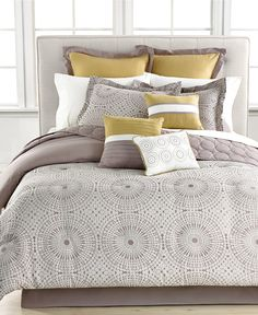 Monroe 10 Piece King Comforter Set - Bed in a Bag - Bed & Bath - Macy's