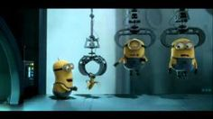 Despicable Me - Mini-Movie 'Banana' Preview, via YouTube. Must watch!! So cute and funny!!