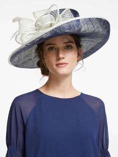 036f4ca0e0150 John Lewis   Partners Hazel Loops Side Up Disc Occasion Hat