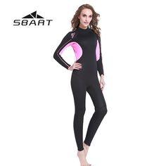 73.46$  Buy here - http://alioau.worldwells.pw/go.php?t=32681971035 - SBART 3mm Neoprene Women Diving Suit Full Body Wetsuit Spearfishing Triathlon Swimsuit Scuba Diving Snorkeling Wetsuit Jumpsuit