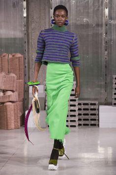 Marni Fall 2018 Fashion Show - The Impression