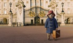 A still from the film, Paddington