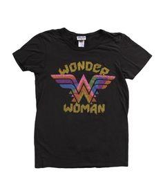 Women's Vintage Wonder Woman T-Shirt