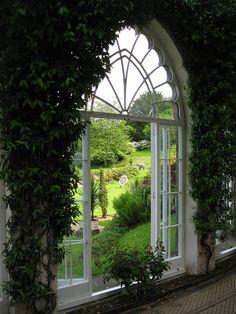 Sezincote Manor Gardens, Gloucestershire